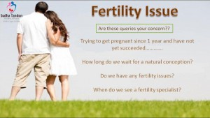 fertility issues